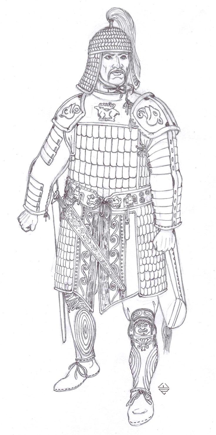 Древние кочевые народы Евразии