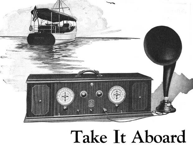 Pictured is the RCA's Radiola AR-812 radio, the first commercially produced superheterodyne radio receiver which was introduced in 1924. The invention of the superheterodyne during World War I made it much easier to tune a radio and to pick up distant signals. Radio technology existed before the war, but two wartime inventors greatly improved them. In 1917 and 1918, respectively, a French officer named Lucien Lévy and an American officer named Edwin H. Armstrong independently came up with…