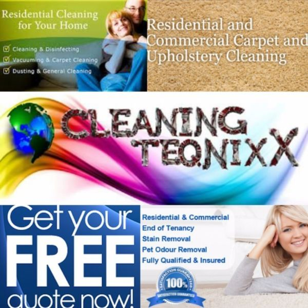 Affordable Prices For Best Cleaning Results.....We do take pride in Our Cleaning Services by Offering Quality Work and Affordable Prices!WE SPECIALISE IN:· Cleaning All Types of Carpets· Cleaning All Types of Upholstery· Car Interior Cleaning· Mattress Cleaning· Cleaning Leather Furniture· Persian Carpets· Pet stain Removal