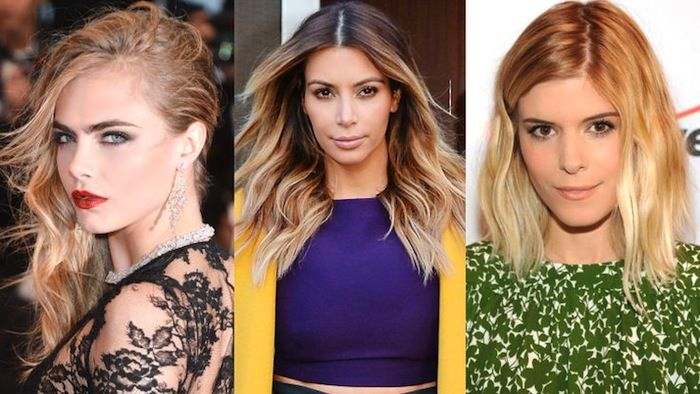 Hottest color for spring! http://blog.totallydivva.com/2014-hair-color-trends/