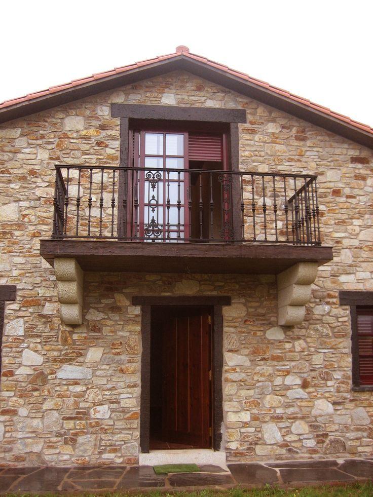 1000 ideas about casas r sticas en pinterest casas - Casas rusticas galicia ...