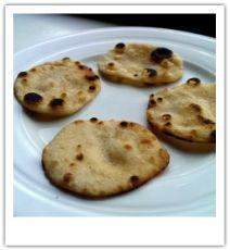 Cheats mini roti recipe chickpea girl