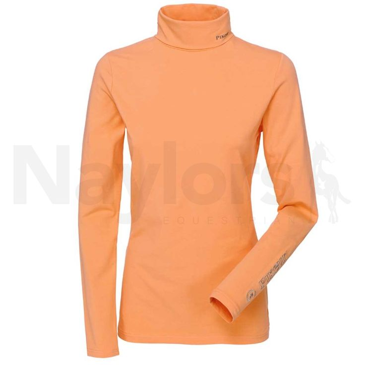 Pikeur Ladies Sina Poloneck Pullover Apricot