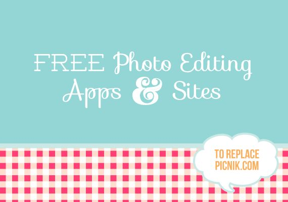 free things to replace picnik: Alarm Clocks, Free Things, Free Photos Editing App, Free Makeup, Photos Editing Free Website, Editing Site, Editing Photos Free, App Site, Photo Editing
