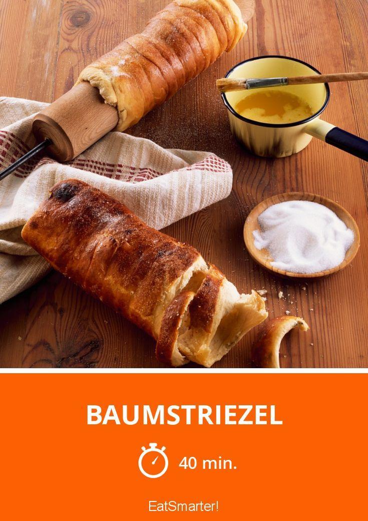 Baumstriezel - smarter - Zeit: 40 Min. | eatsmarter.de