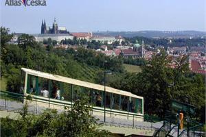 Petřínská lanovka