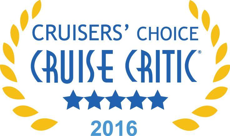 2016 Cruisers' Choice for Cruise Critic