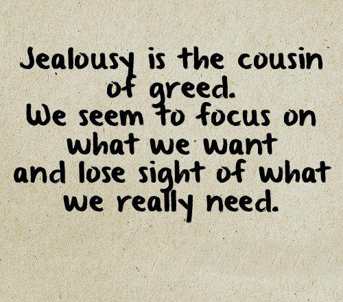 Envy Quotes: 25+ Best Quotes About Jealousy On Pinterest