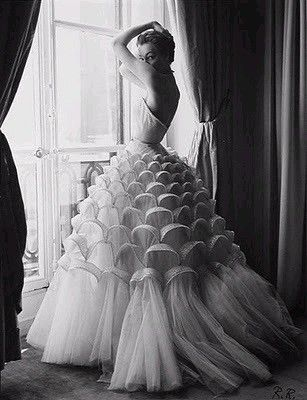 Image detail for -Haute Couture - Vintage Christian Dior | Bridal Headpieces, Bridal ...
