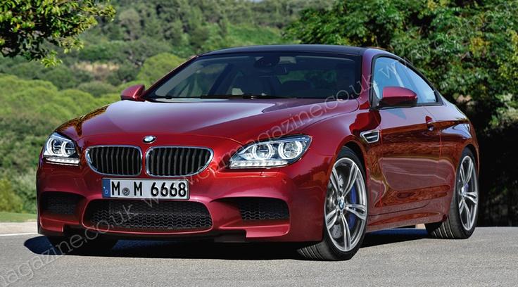 BMW F10 M5.