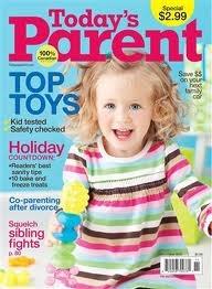 @Pink Pearl PR Today's Parent Magazine