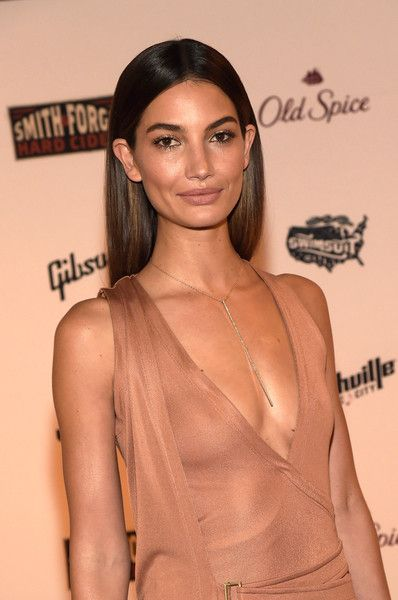 Lily Aldridge Photos - Sports Illustrated 2015 Swimsuit Takes Over The Schermerhorn Symphony Center - Zimbio