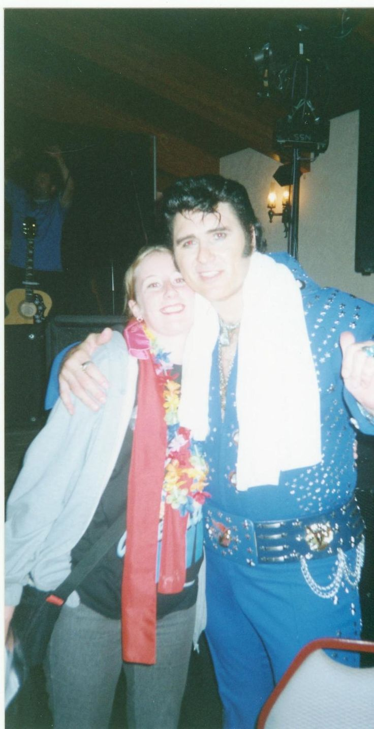 Mel and Elvis