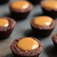 Milky Way Brownie Bites | Sweetness! | Pinterest