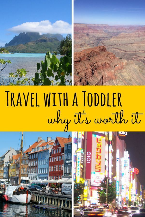 5 Benefits of World Travel with Toddler: Don't let the terrible twos keep you from your love of travel. Find out why travel with a toddler is definitely worth it