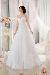 Emma - Wedding Dress by Natali Styran $1,840.00