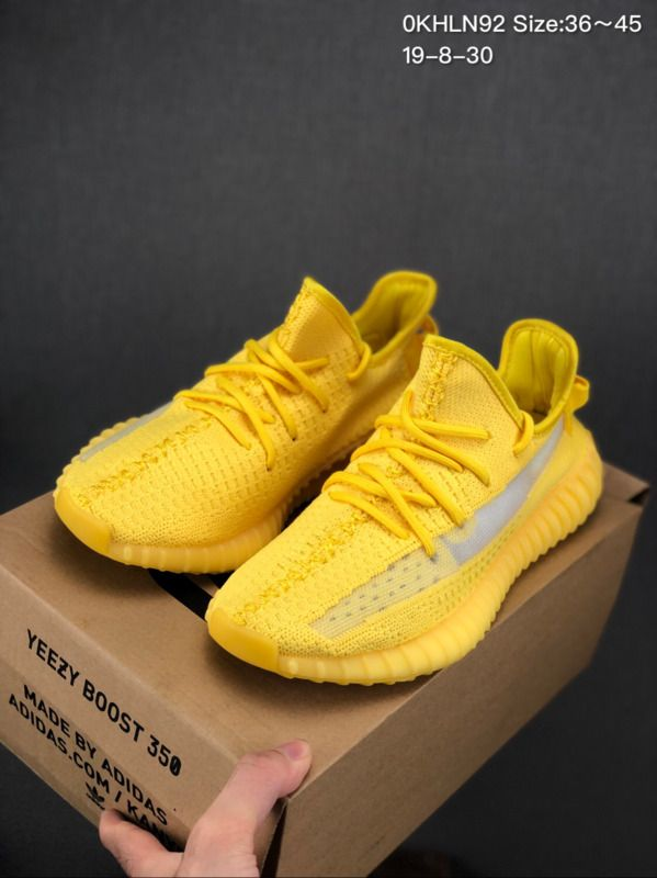 adidas yeezy boost yellow