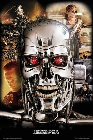 Terminator 2 Collage - Judgement Day