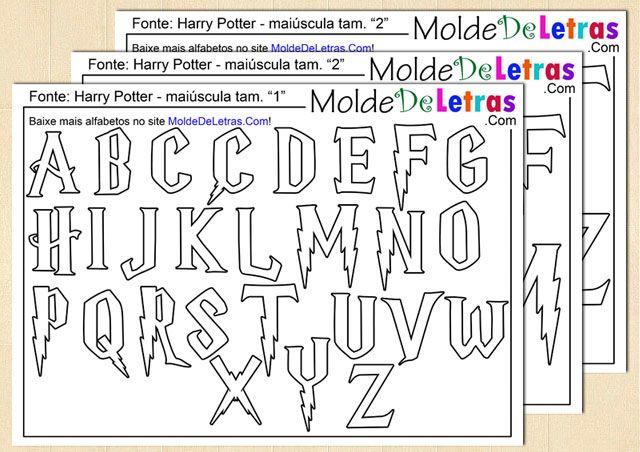 Moldes de letras con estilo imagui for Estilos de letras