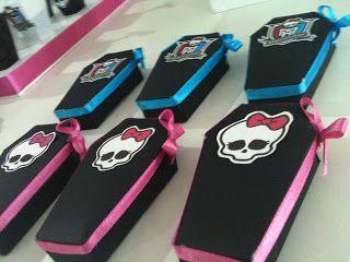 Possíveis porta convites-Monster High