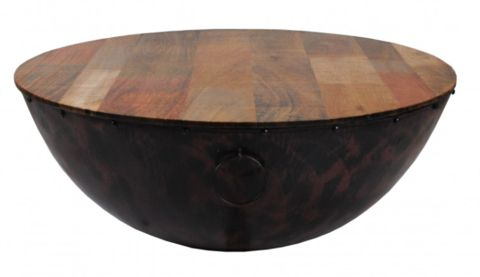 Drum Coffee Table - Complete Pad ®