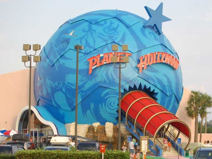 Myrtle Beach, SC - Planet Hollywood Myrtle Beach