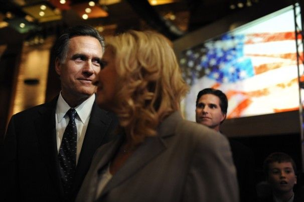 Mitt Romney Wife Photo Gallery | Mitt Romney, his wife, Ann Romney, and his son Tagg Romney walk ...