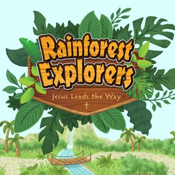 Rainforest Explorers Vbs Get The Scoop On Every 2020 Vbs Theme
