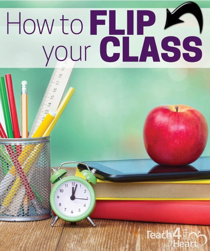 How to Flip Your Classroom - answers to all your questions. Great advice for teachers who are wondering if they should try a flipped classroom