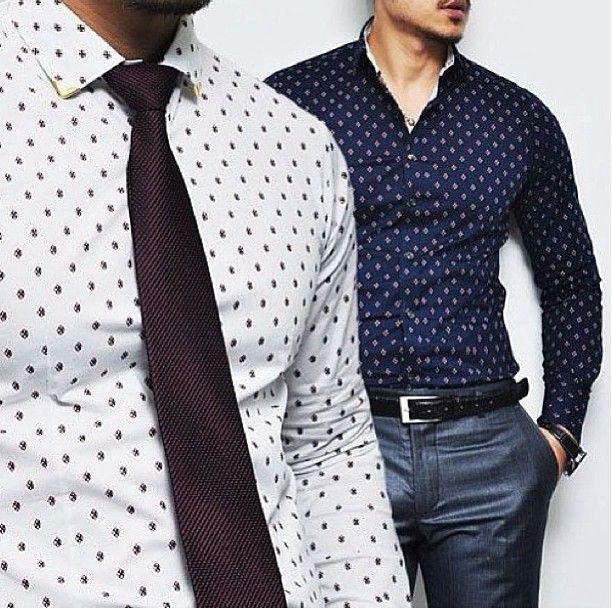 Zara men mode homme pinterest for Dotted shirts for mens