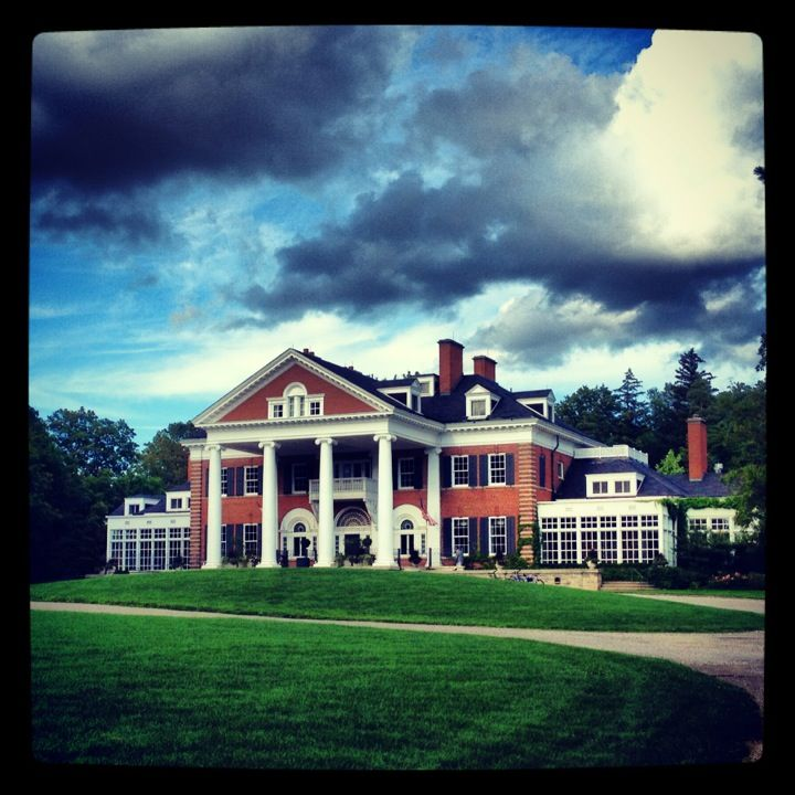 Langdon Hall In Cambridge Ontario Secluded And Cozy Yet Bursting With Old World OntarioOld WorldWedding VenuesBucket