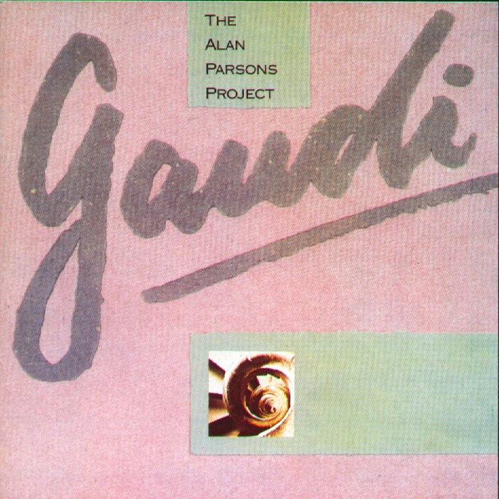 Alan Parsons Project - Gaudi