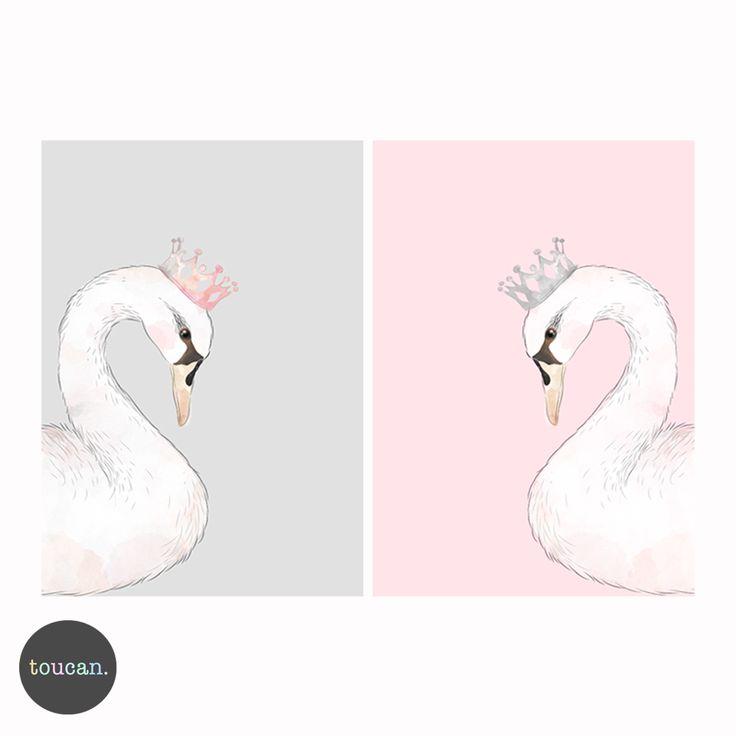 Swan Princess - Toucan