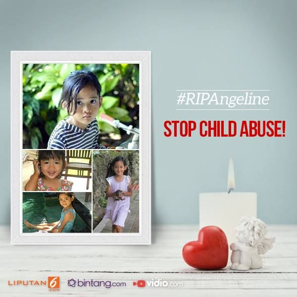STOP CHILD ABUSE Bintang.com Indonesia