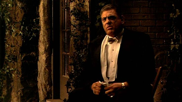 Don Corleone, I am honored and grateful that you have invited me to your home on the wedding day of your daughter. And may their first child be a masculine child.