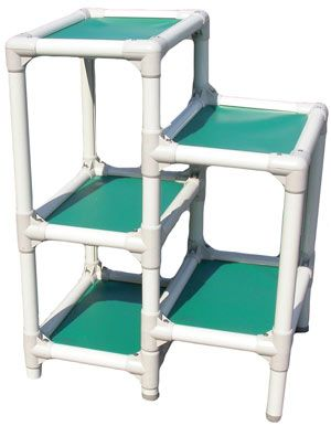 PVC DIY cat play set.  The pre-made version of this is $154.00!!  I know I can make it for way cheap.