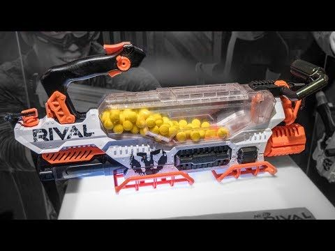 2018 Nerf Rival Prometheus MXVIII-20K | *BEAST MODE ACTIVATED* - YouTube