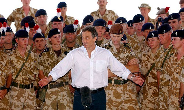 Tony Blair could still be put in the dock over Iraq War says lawyers