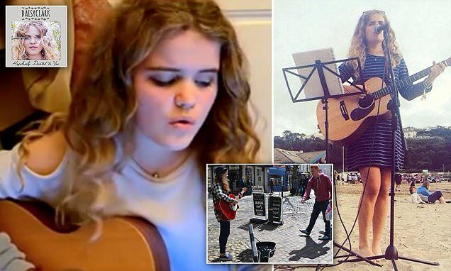 Daisy Clark, from Newquay, who recently finished a college course in music performance, had only left her home county to visit neighbouring Devon and go on a family holiday to Greece