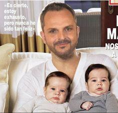 Ultimas Noticias: Miguel Bose confeso que tiene 4 hijos . ! Que callado se lo tenia ! .