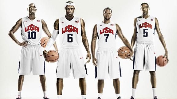 Team USA. Boom.