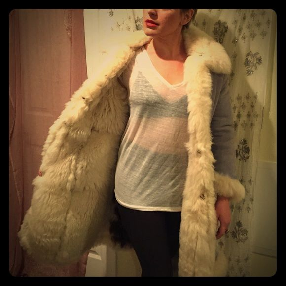 101 best sheepskin images on Pinterest | Fur coats, Furs and ...
