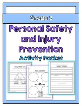This activity packet is aligned with the Ontario Grade 2 Health and Physical Education curriculum expectations. Through this activity packet students: Demonstrate an understanding of practices that enhance personal safety in the home and outdoors; Identify common food allergies and sensitivities and the reactions they might cause;  Explain the importance of standing up for themselves and demonstrate the ability to apply behaviours that enhance their personal safety in threatening situations…