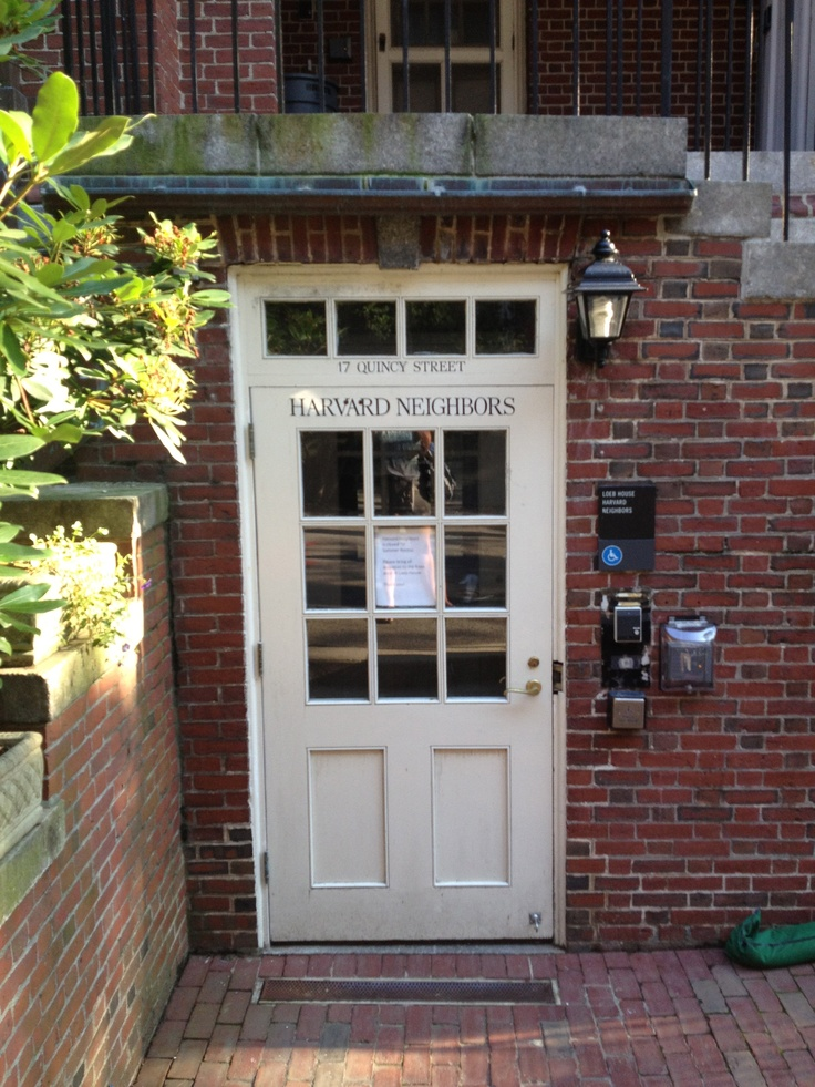 17 Quincy St. Harvard Neighbors~House of History LLC. Harvard UniversityDoors & 100 best Harvard University~ images on Pinterest | Harvard ...