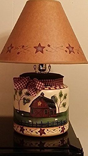 Amazon Com Primitive Country Decor Farmhouse Star Berry Large