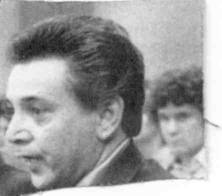"Nicodemo ""Little Nicky"" Domenico Scarfo (born March 8, 1929) is a member of the American Mafia who eventually became the Boss of the Philadelphia crime family after the death of Angelo Bruno and Phil Testa. Scarfo orchestrated a particularly ruthless regime and ordered over a dozen murders during his time as boss. He was often described by informants as cold-hearted and narcissistic. He enjoyed the celebrity gangster life style and was an admirer of Chicago Outfit boss Al Capone."