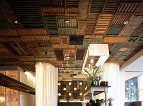 shutter ceilings