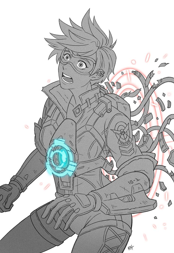 Ripped from her timeline... | Based on Doomfist's Origin Story Animation.