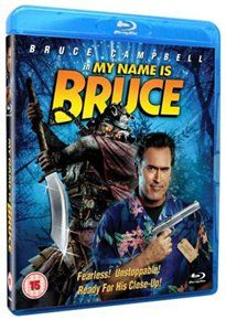 MY Name Is Bruce Bruce Campbell star of The Evil Dead and Spiderman trilogies plays himself in this 2007 comedy horror movie. The mining town of Gold Lick is being terrorised by Guan-di the ancient Chinese evil spirit http://www.MightGet.com/january-2017-12/my-name-is-bruce.asp