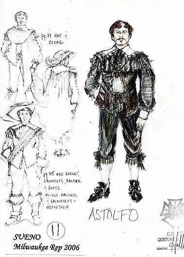 images about Costume Renderings on Pinterest   Outdoor theatre     Meganne George   Theatrical Costume and Set Design